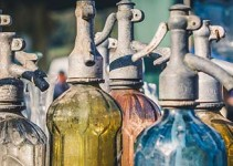 Ideas para reciclar botellas de vidrio